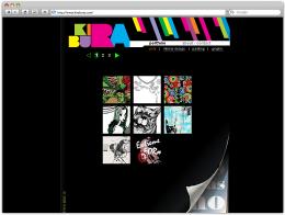 Персональный сайт kirabura.com